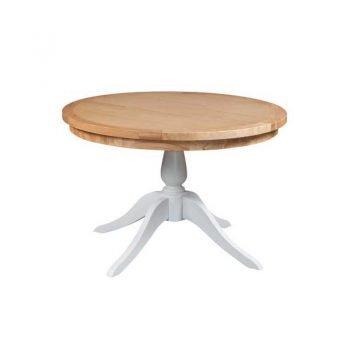Felixstowe 1.2 meter Pedestal Table