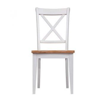 Felixstowe X Back Dining Chair