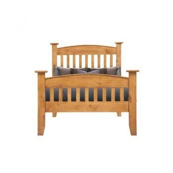 Linda 3 ft Single Bedframe