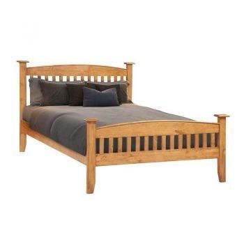 Linda 4 ft 6 inch Double Bedframe