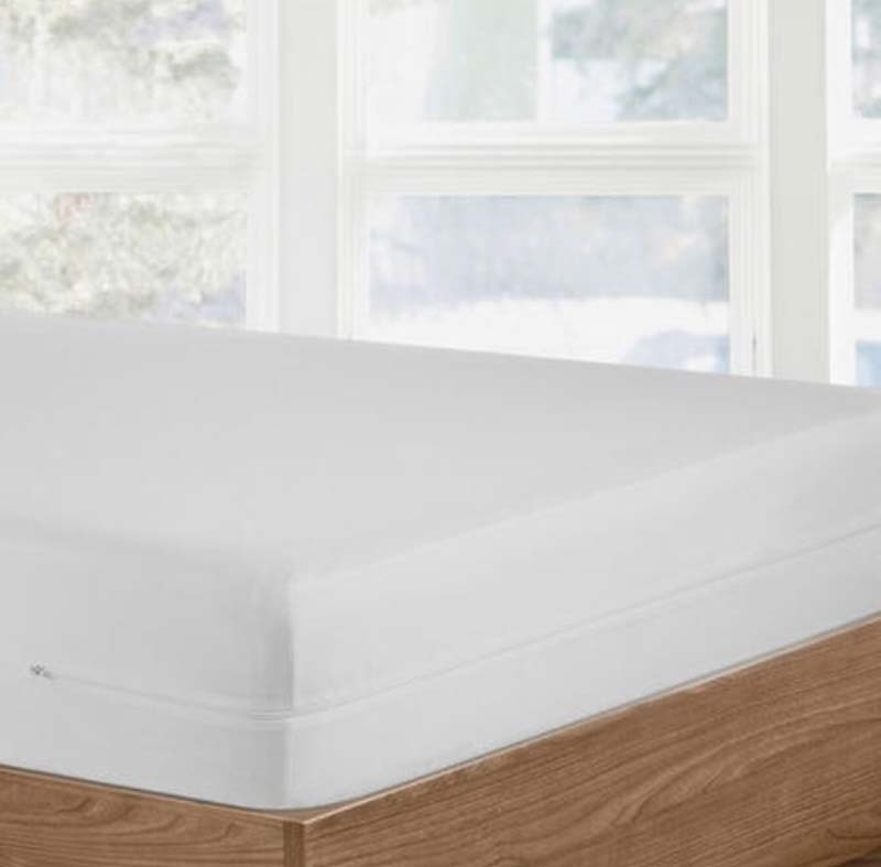 Bed Bug Mattress Cover.Velfont Waterproof Hyper Breathable Anti Bed Bug Superking Mattress Protector