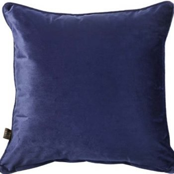 Scatterbox Belini Velour Royal Blue Cushion