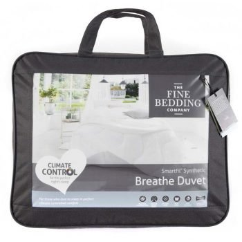 Fine Bedding Breathe King size Duvet 10.5 Tog