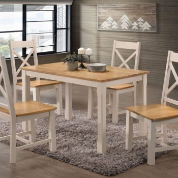 Rochester Dining Table 4 ft