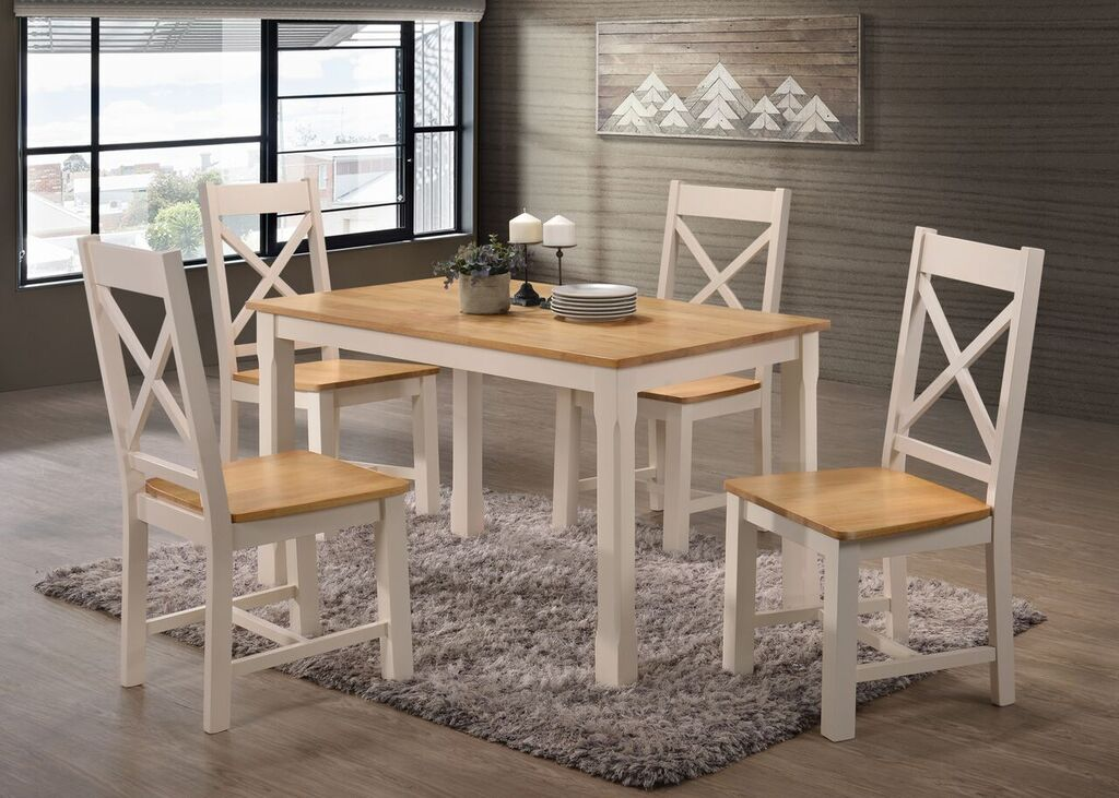 Rochester Dining Table 4 Ft Ger Gavin Home Interiors