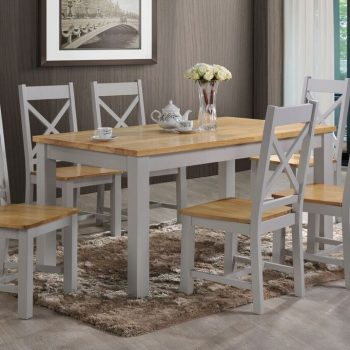 Rochester Dining Table 5 ft