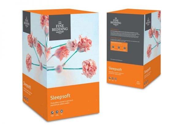 Fine Bedding Sleepsoft King size Duvet 10.5 Tog