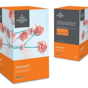 Fine Bedding Sleepsoft Double size Duvet 13.5 Tog