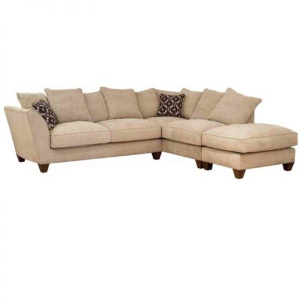 Tangier Corner Sofa & Footstool
