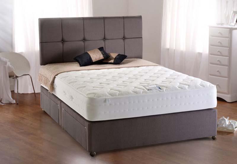 respa belleek 1200 pocket sprung 4 ft 6 inch mattress. Black Bedroom Furniture Sets. Home Design Ideas