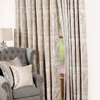 Scatterbox Romayo Taupe Curtains 90x90