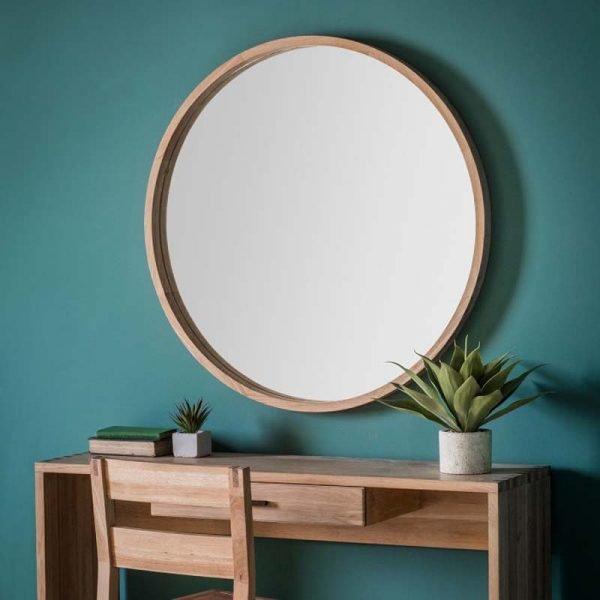 Bowman Mirror 700x700mm