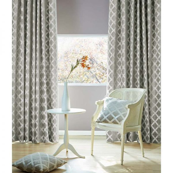 SLX New Diamante Curtains