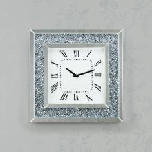 Crystal Square Wall Clock