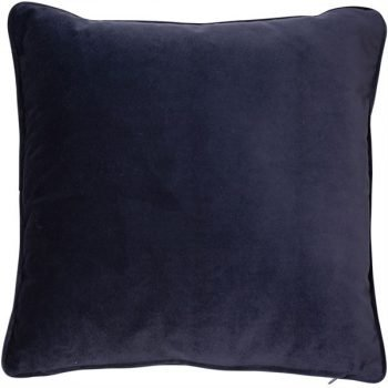 Malini navy cushion