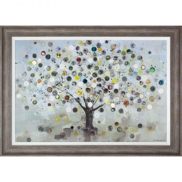 Watch Tree Framed Picture