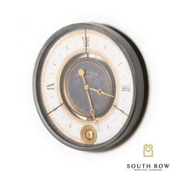 South row wall clock grey 60cm