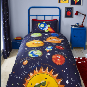 Happy Space duvet set