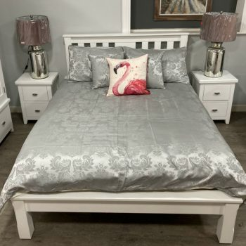 alaska 3ft single bedframe
