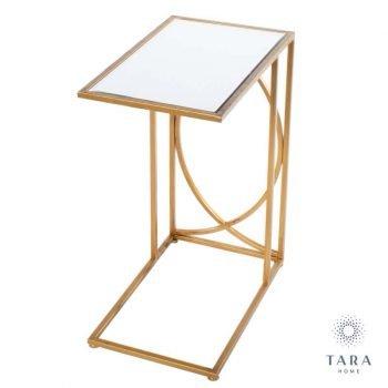 Franklyn Gold Sofa Table
