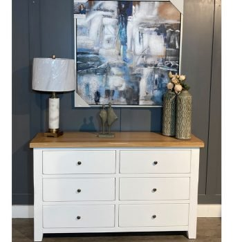 Camille Wide Chest of Drawers