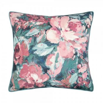 Scatter Box Indie 45x45cm Cushion, Blush/Sage